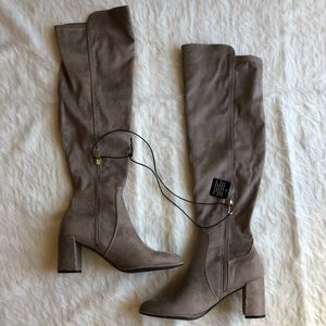 NWT Over the Knee Boots